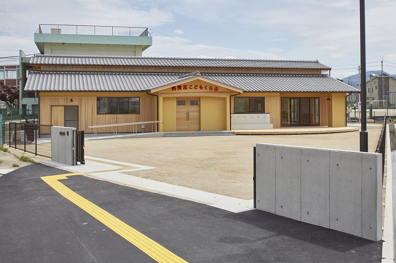Wakayama Children's Facility2