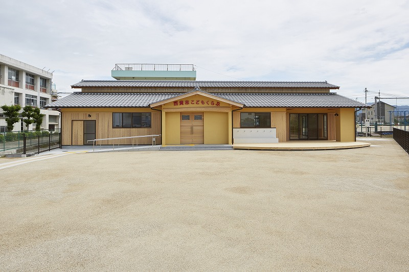Wakayama Children's Facility3